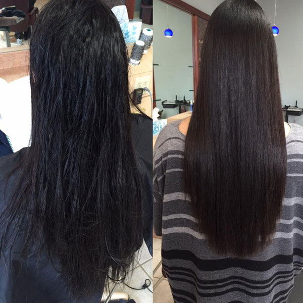 L Or Salon Hair Straightening Salon Rockville Md